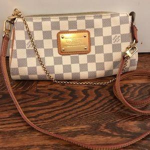 Louis Vuitton Bags - Louis Vuitton Crossbody bag Eva Damien Azur